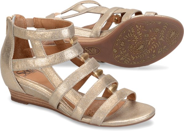 ebcca3d8779d Sofft Womens Product Rio - Gold