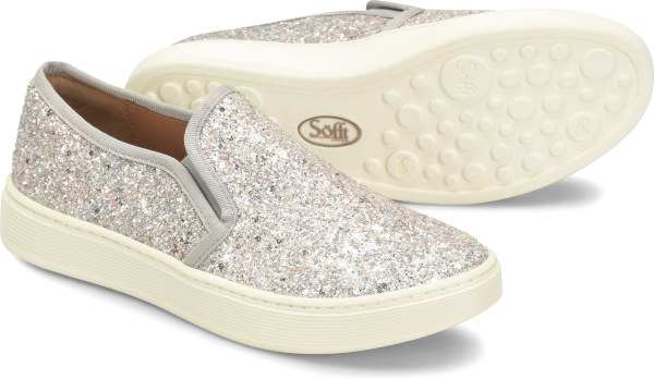Sofft Somers : Silver White