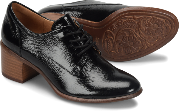 Sofft Patience : Black Patent