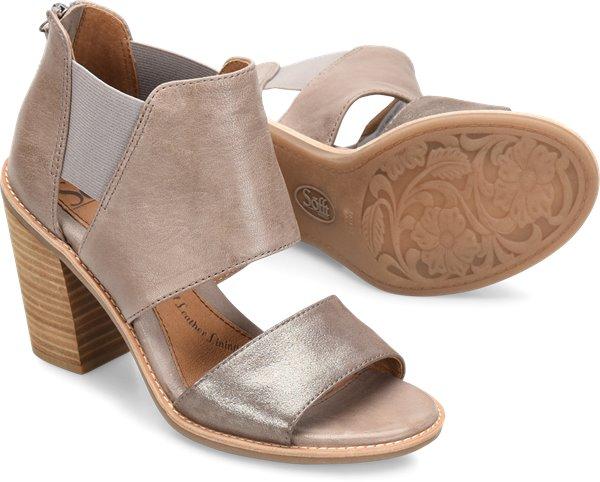 Pair shot image of the Pemota shoe