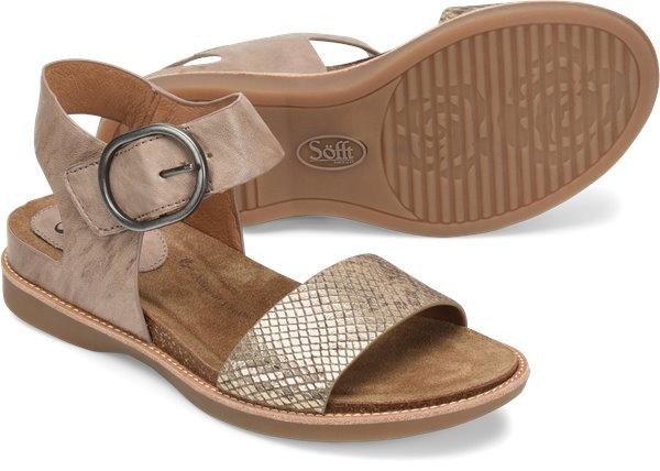 Pair shot image of the Bali shoe