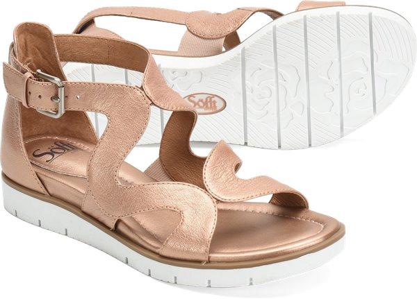Pair shot image of the Malana shoe