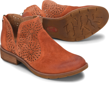 Barrosa in Burnt Orange