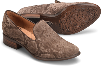 Severn in Taupe Snake