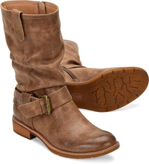 Pair shot image of the Bostyn shoe