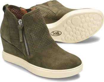 Bellview in Army Green