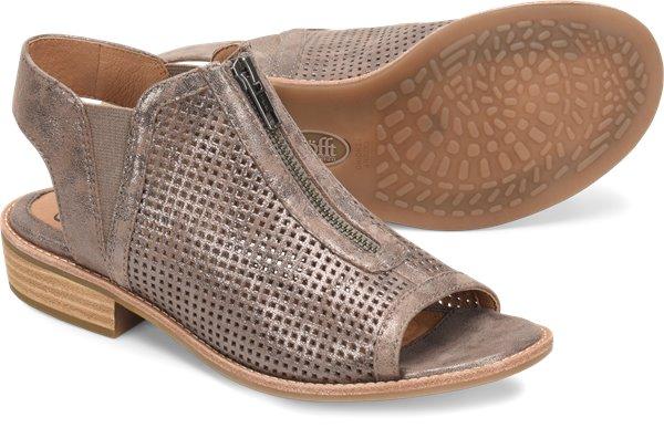 Pair shot image of the Nalda-Zip shoe