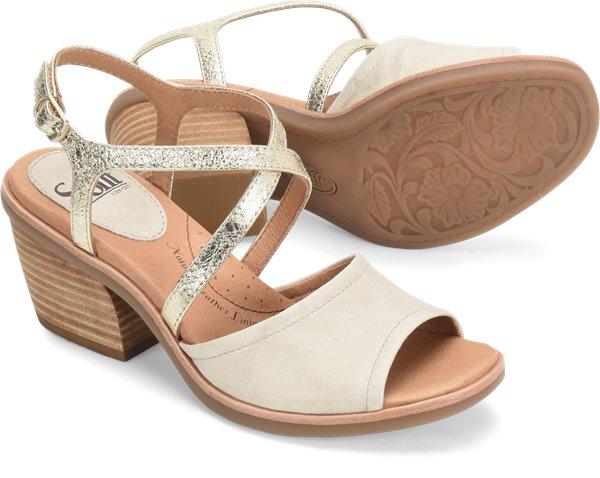 Pair shot image of the Piara shoe
