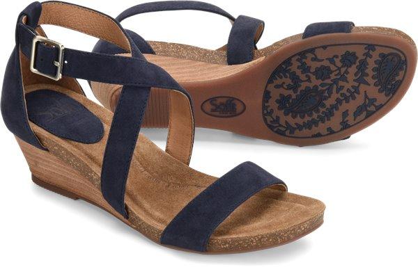 Pair shot image of the Valeryn shoe