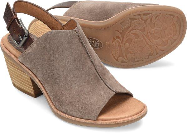 Pair shot image of the Pelonia shoe