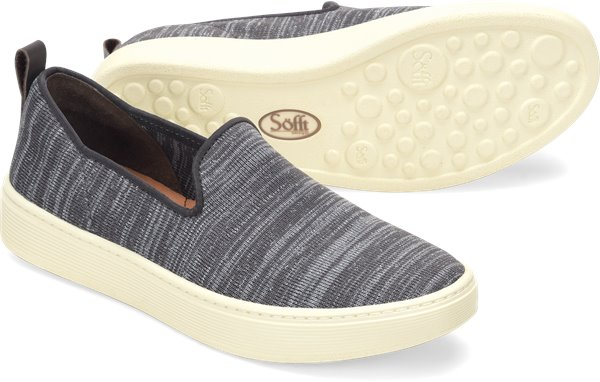 Pair shot image of the Somers-Slip-On-Knit shoe