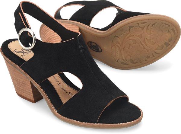 Pair shot image of the Maben shoe
