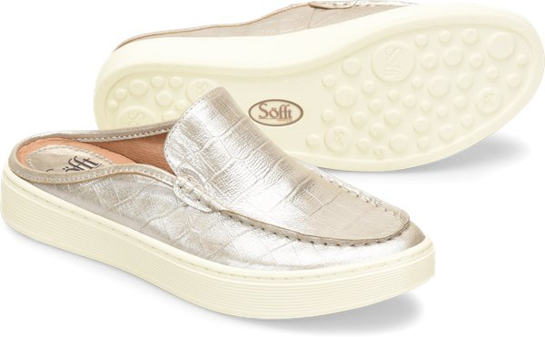 Pair shot image of the Somers-Moc shoe