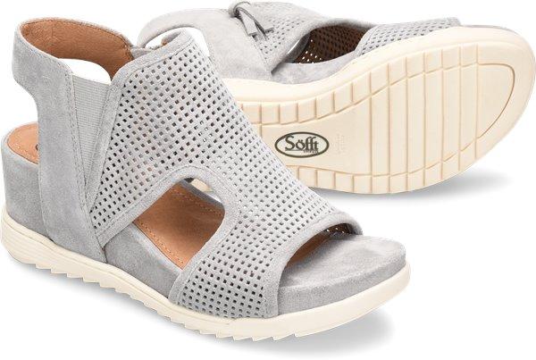 Pair shot image of the Shandi shoe