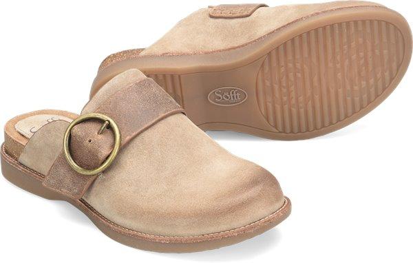 Pair shot image of the Billie shoe