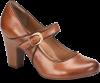 Shoe Color: Cork-Sturdy-Brown