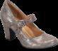 Shoe Color: Smoke-Suede