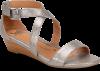 Shoe Color: Silver