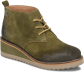 Shoe Color: Olive-Suede