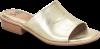 Shoe Color: Light-Gold
