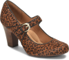 Shoe Color: Cognac-Mini-Leopard