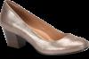Shoe Color: Metallic-Taupe