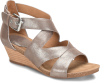 Shoe Color: Metallic-Taupe