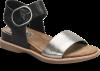 Shoe Color: Black-Anthracite