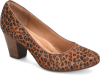 Shoe Color: Cognac-Leopard