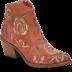 Shoe Color: Rust