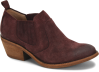 Shoe Color: Mosto-Red-Suede