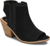 Shoe Color: Black-Suede