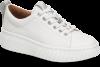 Shoe Color: White-Silver