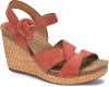 Shoe Color: Coral-Suede