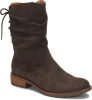 Shoe Color: Dark-Brown-Suede