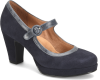 Shoe Color: Navy-Denim-Suede