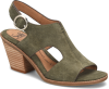 Shoe Color: Army-Green-Suede