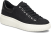 Shoe Color: Black-Suede