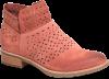 Shoe Color: Coral-Suede