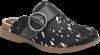 Shoe Color: Black-White