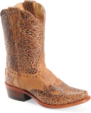 Rust Tooled Sonora Jessi