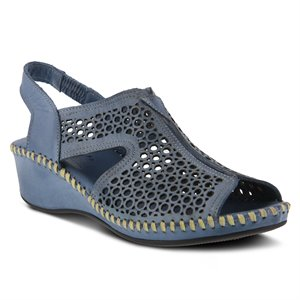 Denim Blue Spring Step Benedetta
