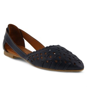 Navy Spring Step Delorse