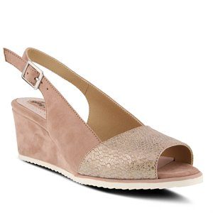 Light Pink Spring Step Evia