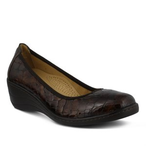 Brown Patent Spring Step KartII