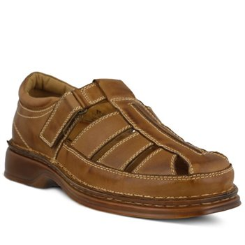 Medium Brown Spring Step Rylan