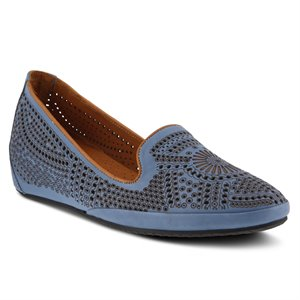 Denim Blue Spring Step Shondra