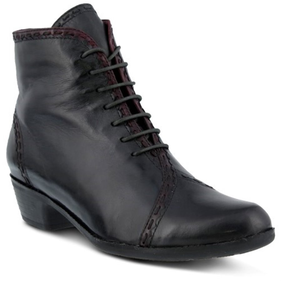 History of Victorian Boots & Shoes for Women Spring Step Womens Shoes - Jaru in Gray $169.99 AT vintagedancer.com