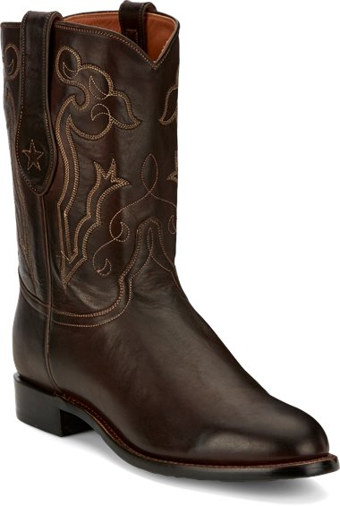 Image for CHOCOLATE RISTA CALF boot; Style# 1021