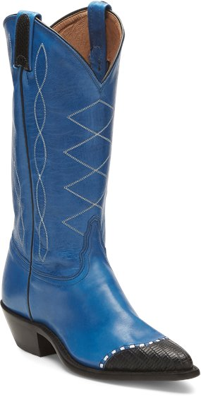 Image for EMILIA BALTIC BLUE boot; Style# 6761L